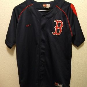 Womens Boston Red Sox Nike Jersey